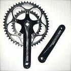 NEW Lasco Road Bike Crankset 50t/34t 170mm Double Chain Ring