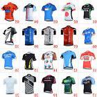 New Road Bike Mens Cycling Short Sleeve Jerseys Tops T-shirt