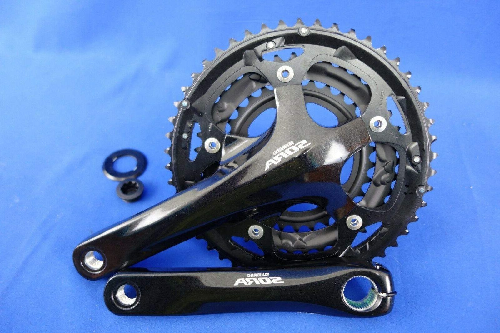 new sora fc 3503 road bike crankset