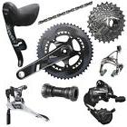 New SRAM Force 22 Road Full Groupset Group with Brake 50/34t