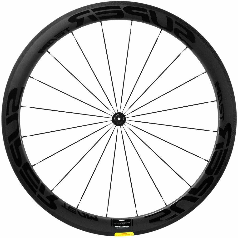 New Wheels Clincher 50mm Road Wheels