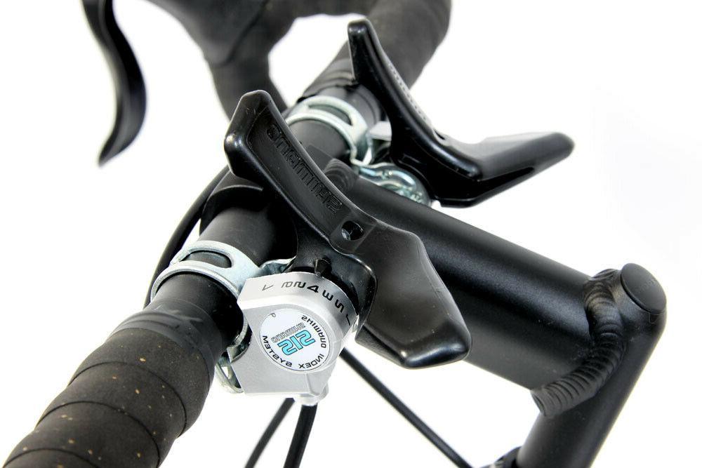 New Aluminum Shimano Black