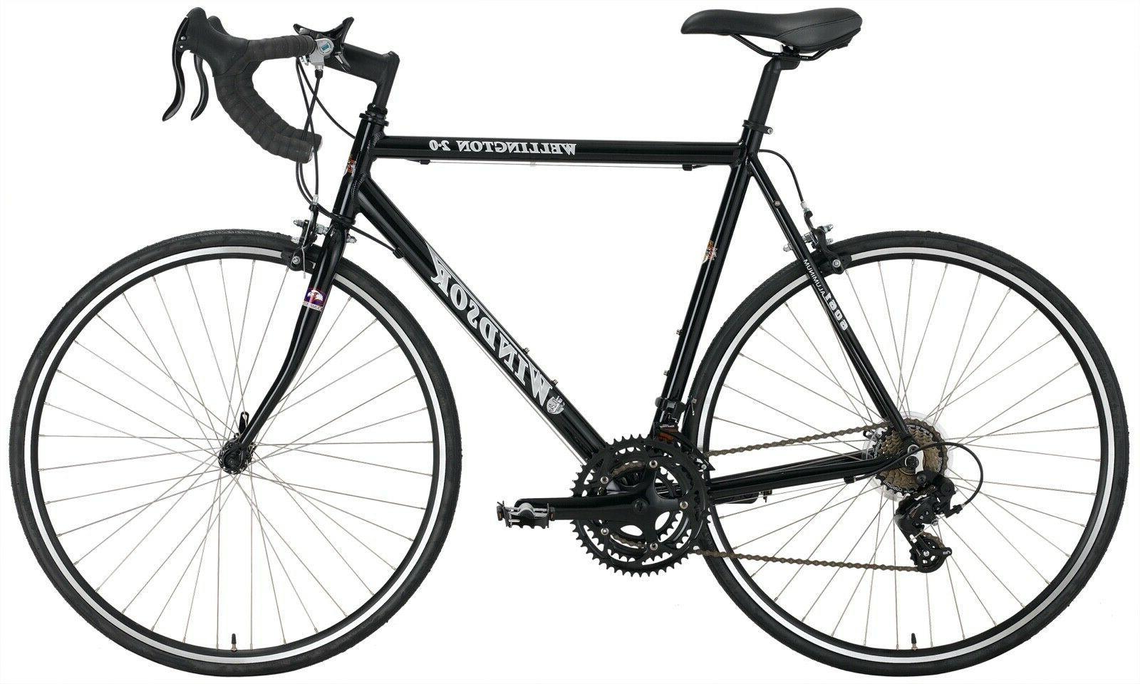 new wellington 2 0 aluminum road bicycle