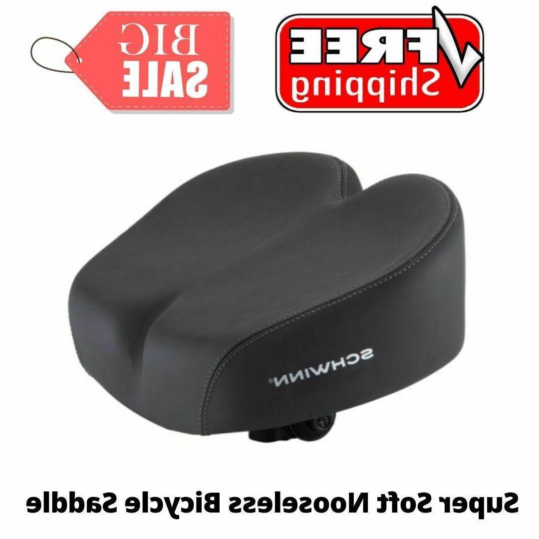 no pressure bicycle bike seat ergonomic noseless