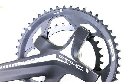 FSA Omega Bike Crankset 175mm 48/32T NEW