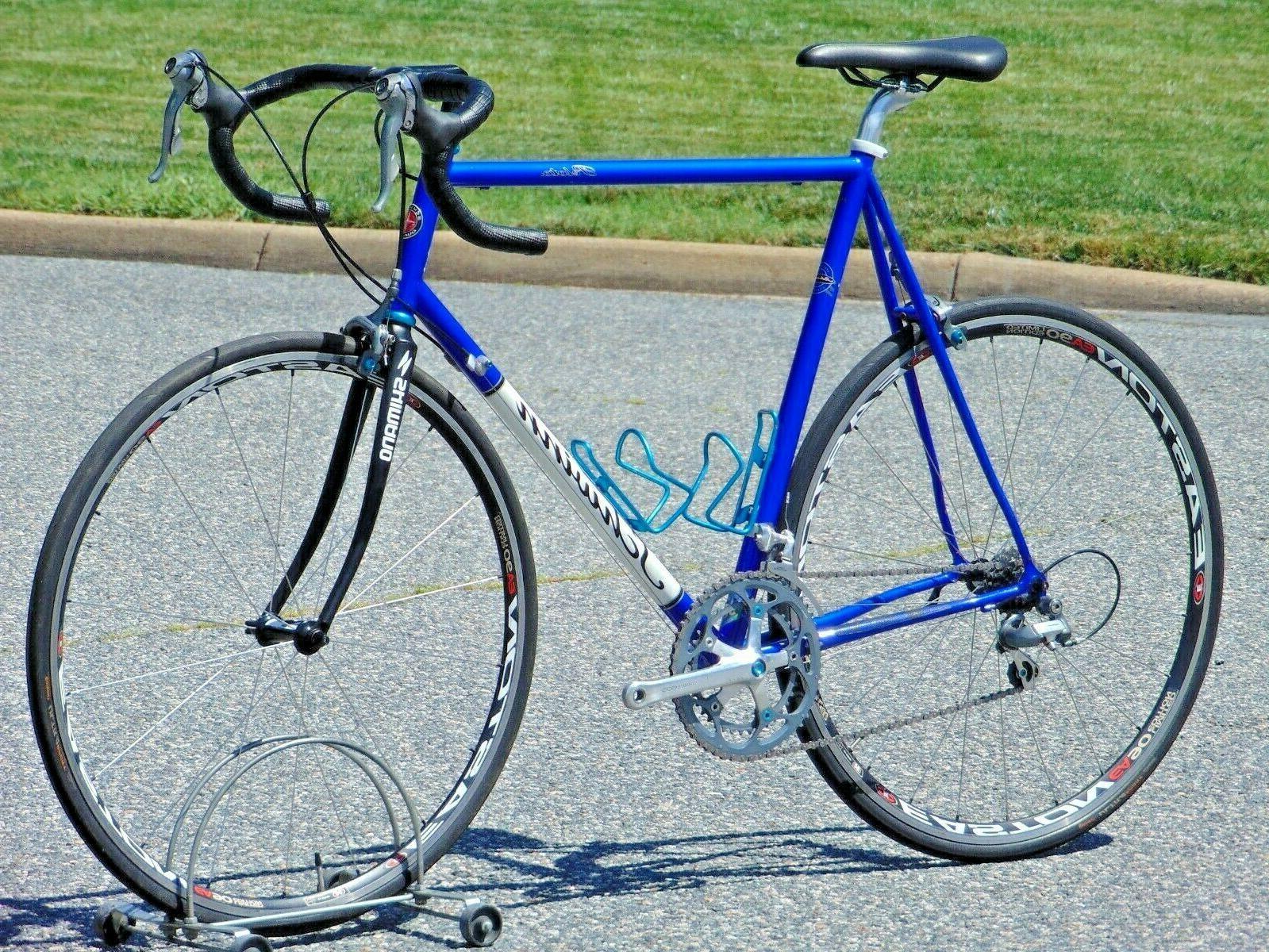 peloton super light road bike reynolds 853