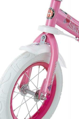 Schwinn Bike 12-Inch Pink/White
