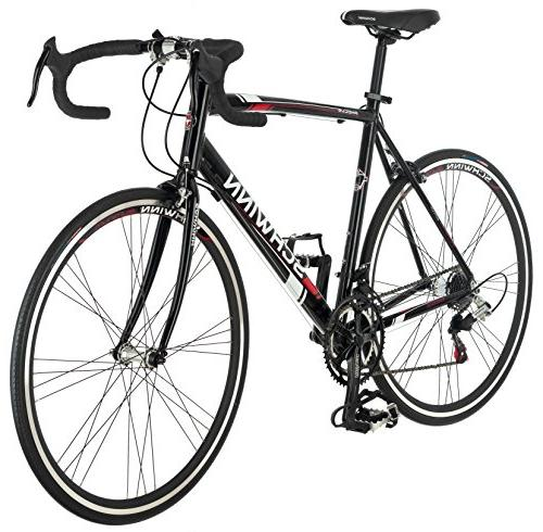 Schwinn Men's 700C Bike, Black, size
