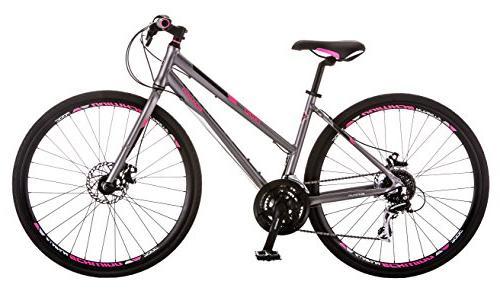 Schwinn Phocus Bar Road Bike, Small Frame Size, Grey