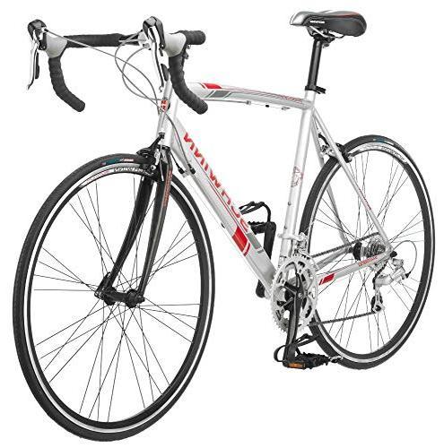 Schwinn Women's 700C Bar Bicycle, White, 16-Inch