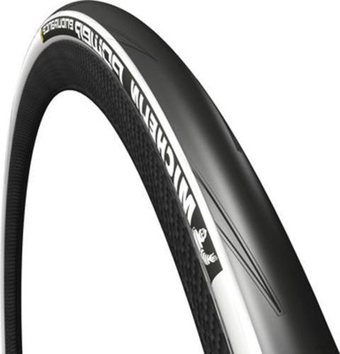 Michelin Power Endurance Folding Road Tire 700x25c White Bla