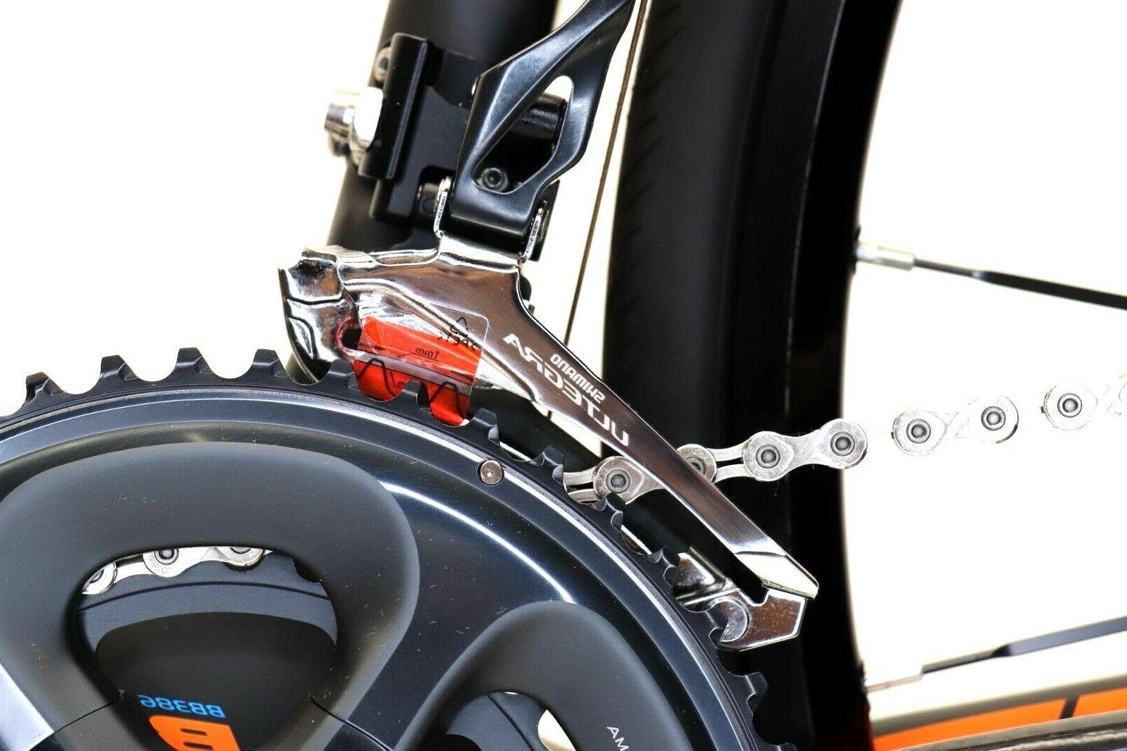 BH Quartz Carbon Road Bike Brakes Ultegra / cm Black