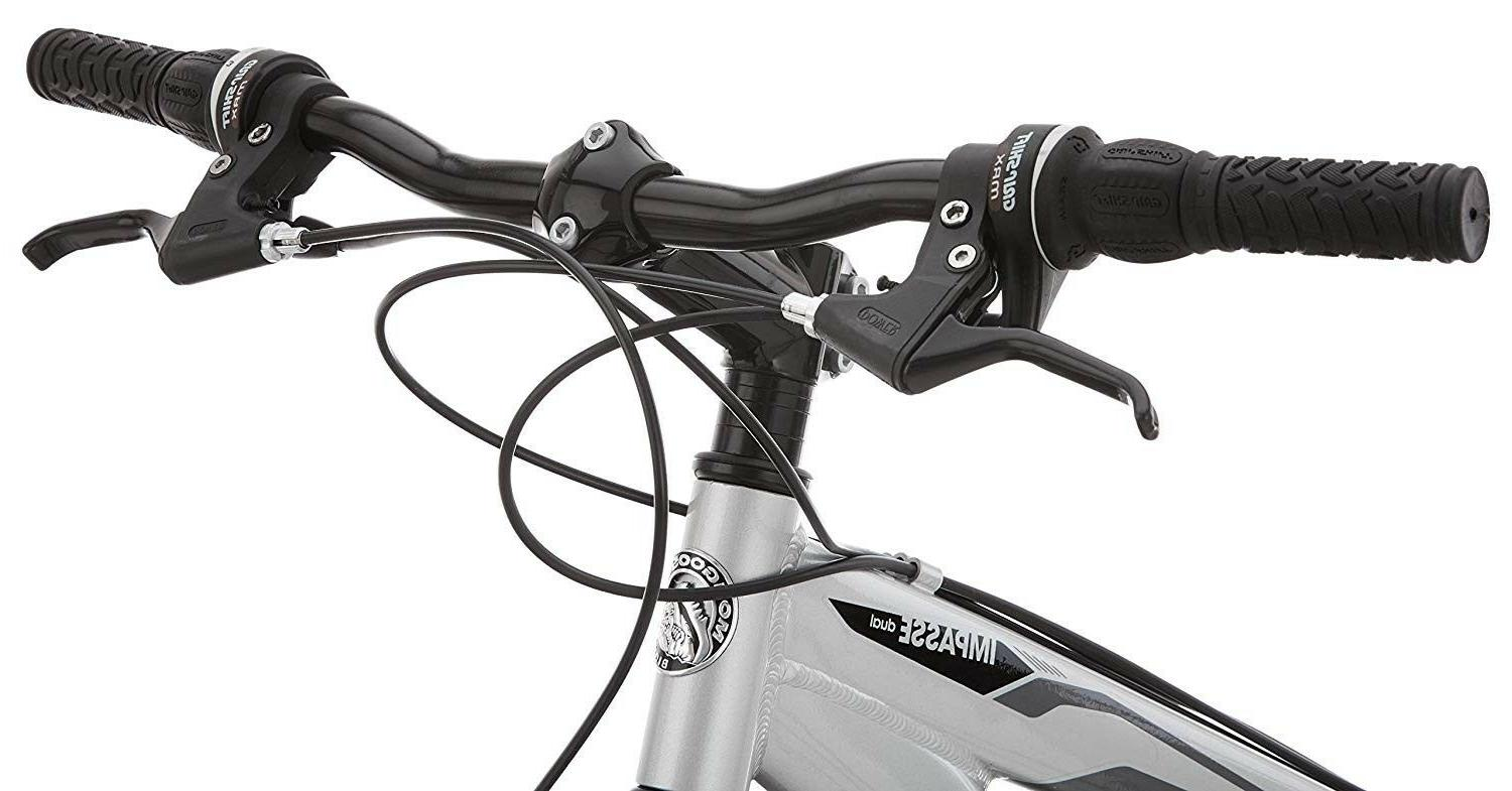 Mongoose Full Bicycle Brand New