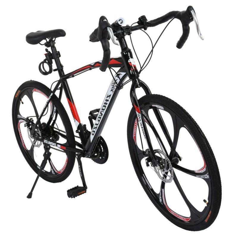 Road Bike Speed Bicycle Daul Brakes