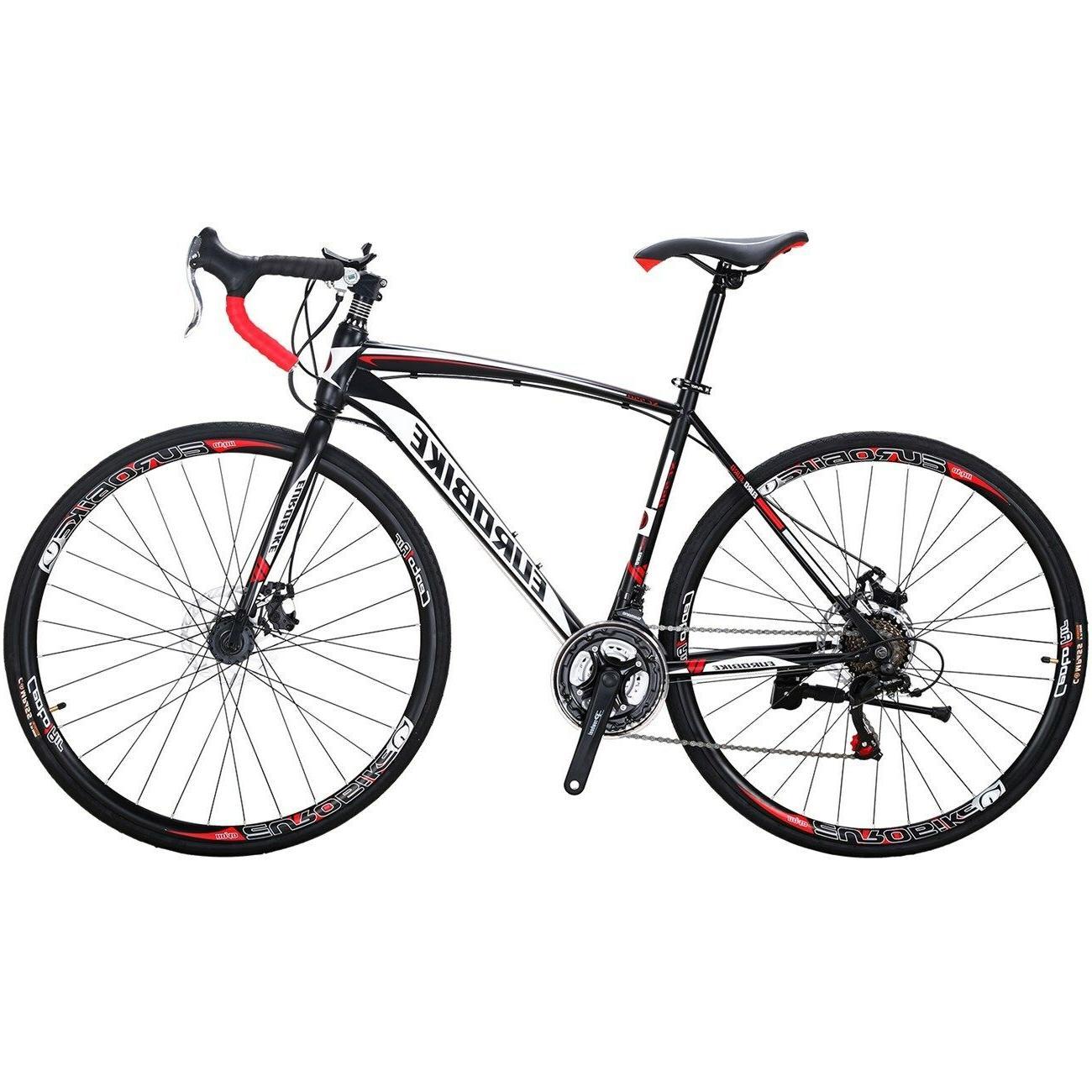 road bike 700c wheels shimano 21 speed
