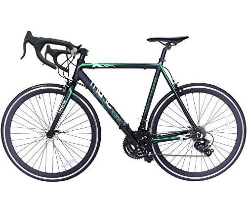 road bike aluminum commuter
