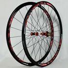 Road bike carbon fiber sealed bearing hub 700C wheels wheels