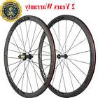 Road Bike Carbon Fiber Wheels 700C Wheels Wheelset 38mm Road