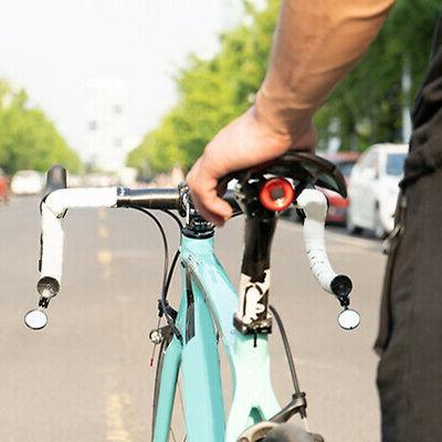 Road Handlebar View Mirror Bicycle