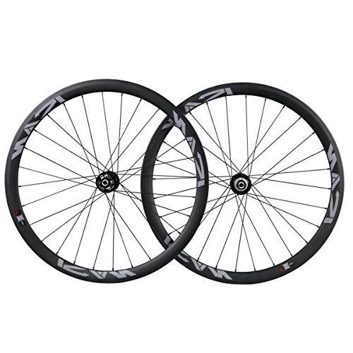 road bike disc brake wheelset