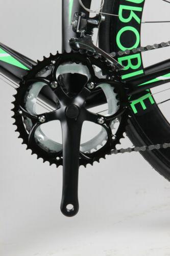 Road Bike Eurobike 14 Speed 700C Dics Brake Mens Bikes