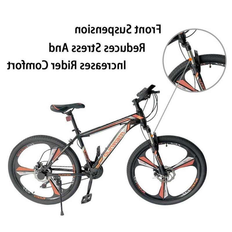 Road 21 Speed Bicycle Mens Bikes