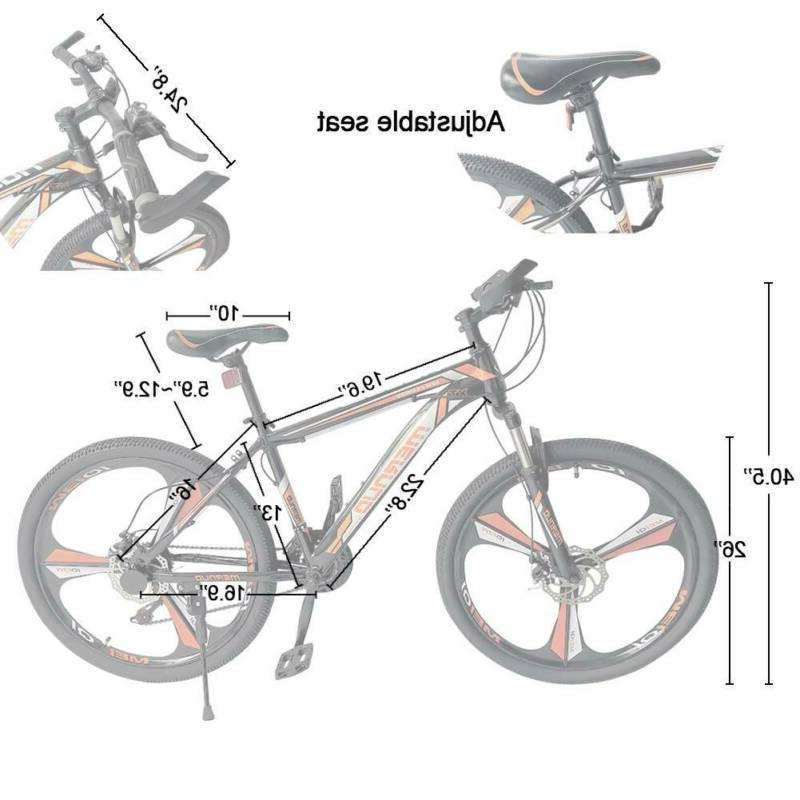 Road Bicycle Front Suspension Bike