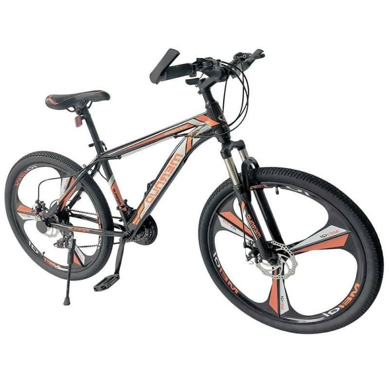 Road Bike Bicycle Mens Bikes Front Suspension Mountain