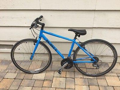 Trek road bike, wheel size 26 inch and frame size 18 inch