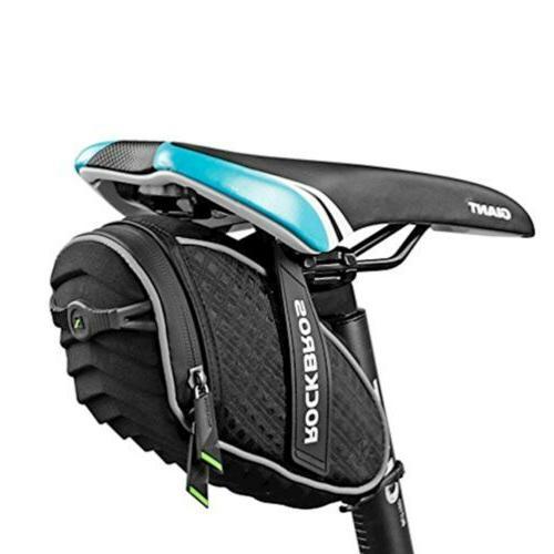 rockbros 3d shell saddle bag cycling seat