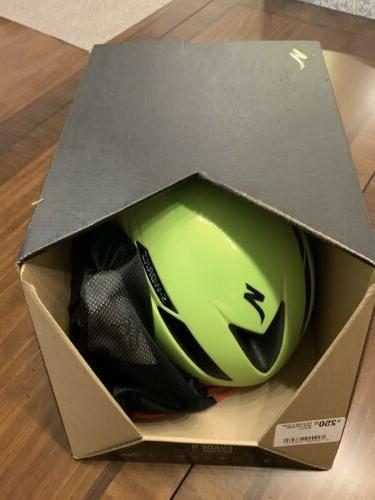 s works evade ii road bike helmet
