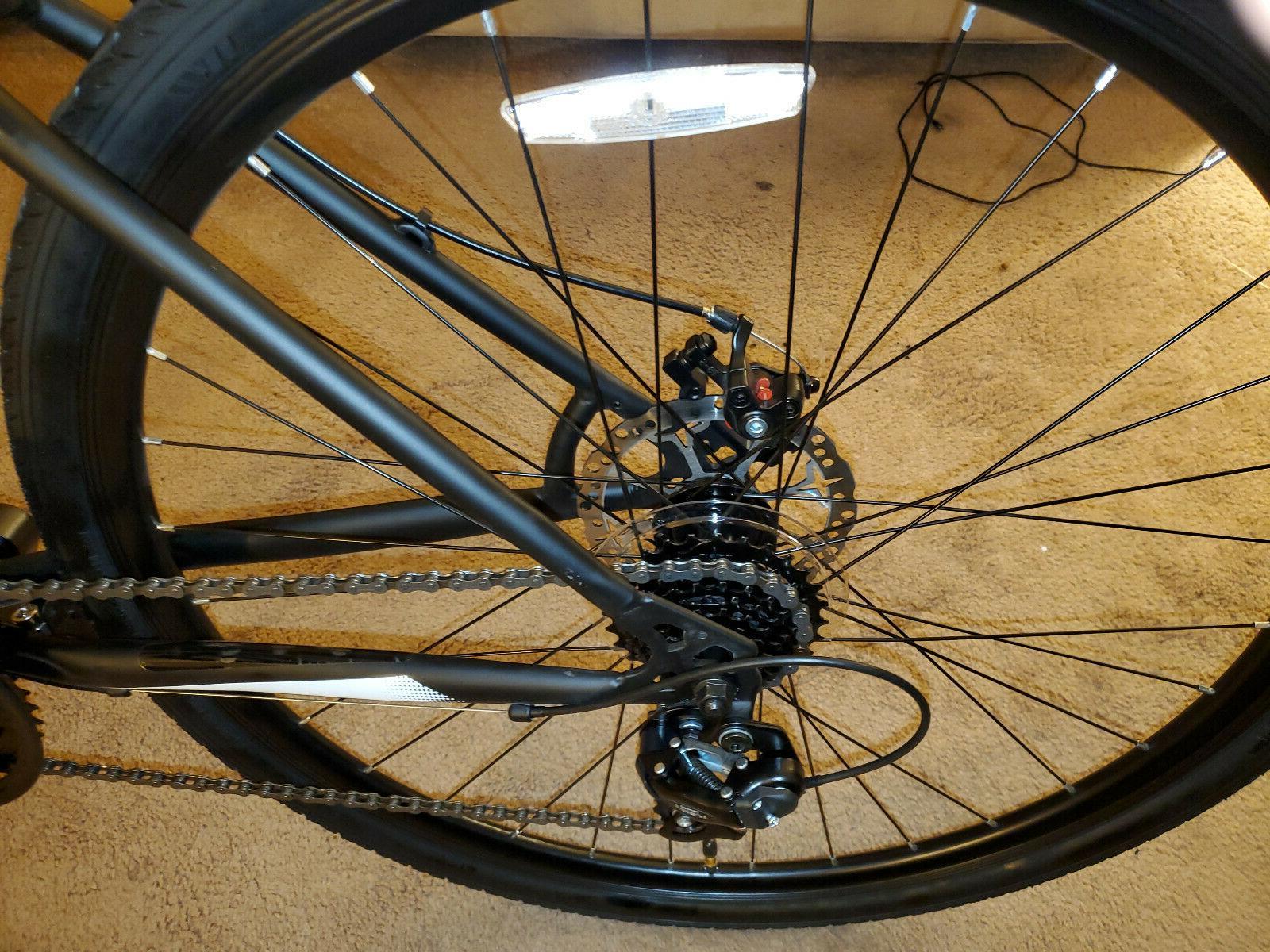 Schwinn Mens Bike~Bicycle~Black~Assembled~
