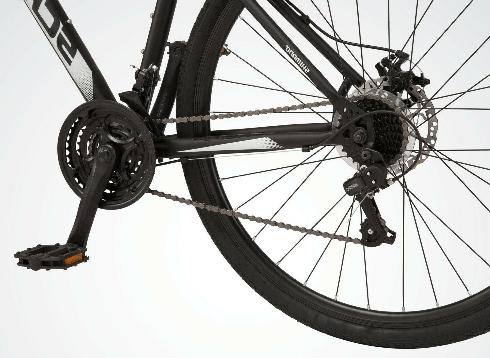 Schwinn S5712WMDS 700C Mens Bike~Bicycle~Black~Assembled~