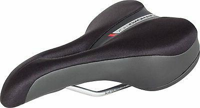 Saddles Diamondback Men's Hybrid Lycra Top Bicycle Saddle, B