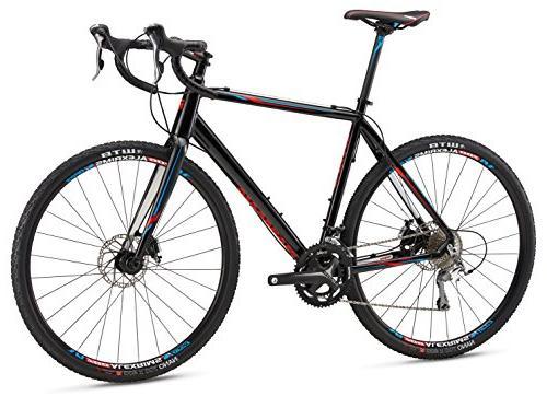 selous comp gravel road bike