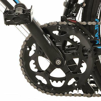 Vilano Shadow Bike STI Integrated Shifters, Tektro