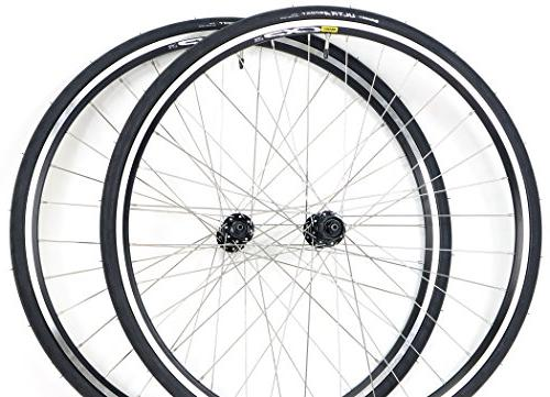 shimano road bike wheel set