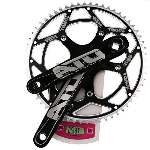 Single Speed 60T 170mm BCD for Speed Fixed Road Bike