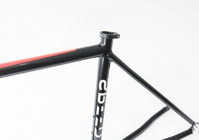 Battaglin Speed 54cm Aluminum Road Frame Black / Red NEW