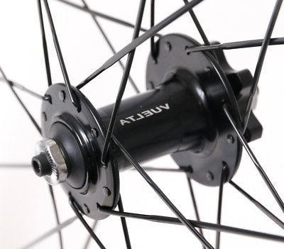 Vuelta Speed One DB Disc 700c Bike Wheelset Speed