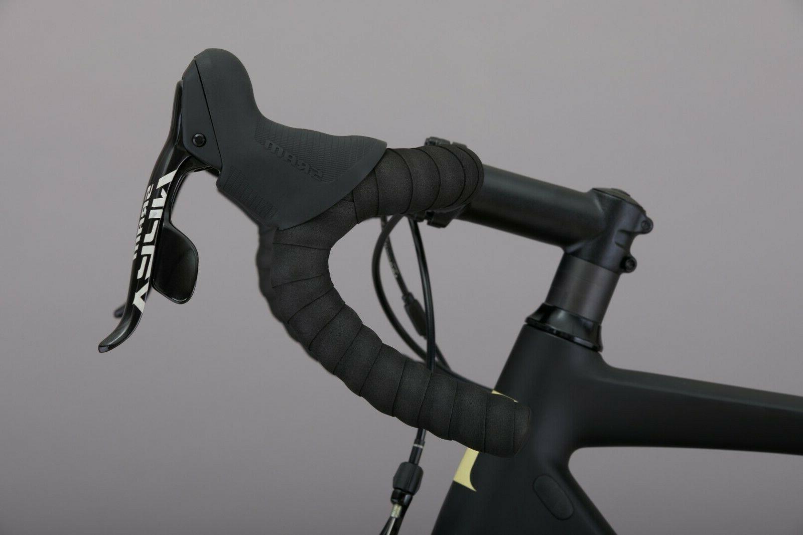 Dragon Bicycles SRAM 1 Aero Light Fiber Bike Small, Black