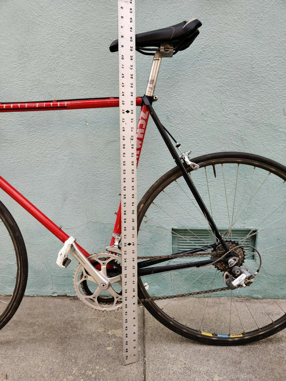 Schwinn Super Vintage Road Bicycle