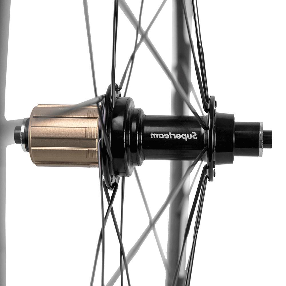UCI 700C Clincher 23mm/25mm Wheels