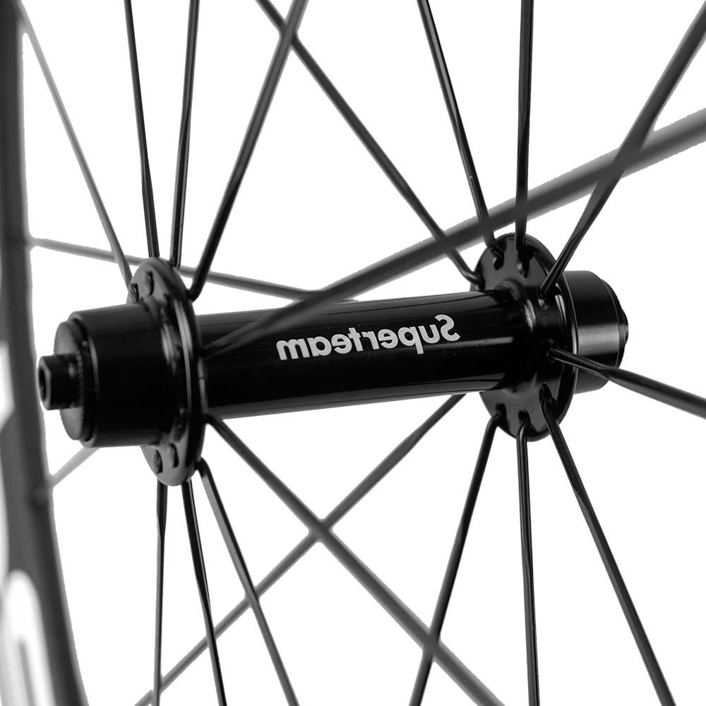 UCI 700C 50mm Wheelset Bike Superteam Clincher 23mm/25mm Wheels