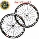 Superteam Full Carbon Fiber Wheels 700C Bicycle Road Bike Wh