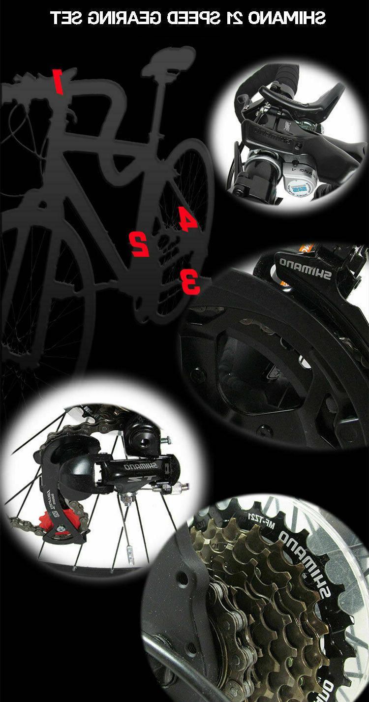 Trinx TEMPO1.0 700C Bike 21 Speed Racing 53/56cm