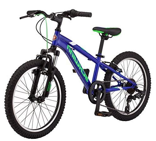 Schwinn Timber Mountain Bike, 20-Inch Wheels
