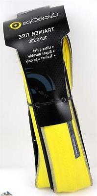 CycleOps Trainer Tire, Yellow