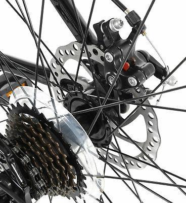 Vilano TUONO 2.0 Road Speed Disc Brakes, 700c