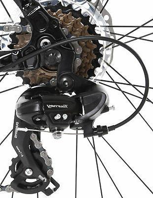 Vilano TUONO 2.0 Road Bike Speed Disc Brakes,